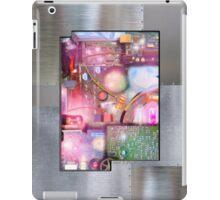 Bigger On The Inside - Vintage Electronic Fantasy iPad Case/Skin