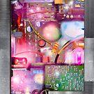 Bigger On The Inside - Vintage Electronic Fantasy by Mark Tisdale