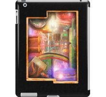 Vintage iPad - What's On The Inside? iPad Case/Skin