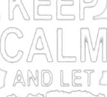 Keep Calm and Philip handle it T - Shirts & Hoddies Sticker