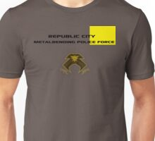 Republic City Metalbending Police Force Unisex T-Shirt
