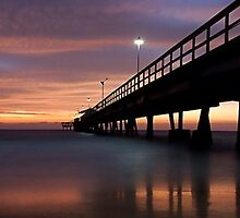 Ft. Lauderdale Sunrise4 by Don  Powers