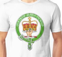 Scottish Crest of Clan Robertson Unisex T-Shirt