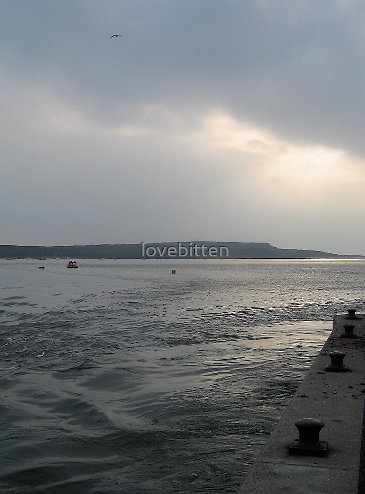 Restless Seas by lovebitten