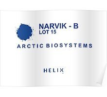 Helix - Narvik - B Poster