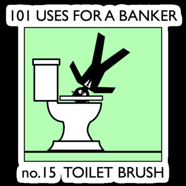 no.15 TOILET BRUSH by ppodbodd