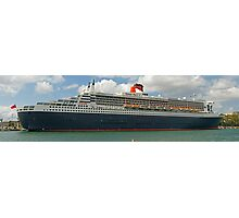 Queen Mary 2 Photographic Print