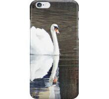 Reflections on the Millpond iPhone Case/Skin