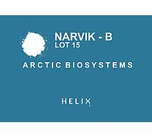 Helix - Narvik - B Photographic Print