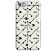 Arrows ethnic iPhone Case/Skin