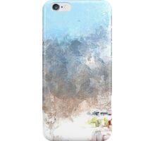 Below the Rockies iPhone Case/Skin