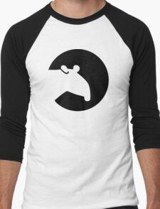 Tapir moon Men's Baseball ¾ T-Shirt