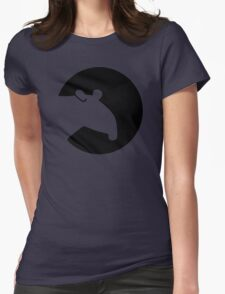Tapir moon Womens Fitted T-Shirt