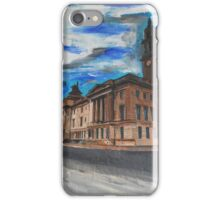 Hull, Guildhall iPhone Case/Skin