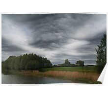 Extraordinary Clouds Poster