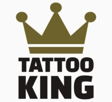Tattoo king by Designzz