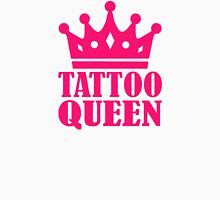 Tattoo queen Womens Fitted T-Shirt