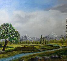Spring Melt by Jack G Brauer