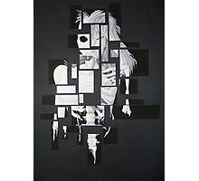 Calendrier de l'Avent (décomposition) Photographic Print