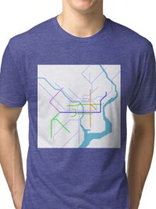 Subway Series- Philadelphia Tri-blend T-Shirt