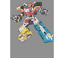Megazord Photographic Print