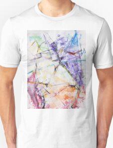 Plan for Underwater City Unisex T-Shirt