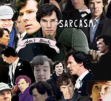 Sherlock Collage by Jillsadetective