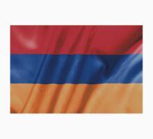 Armenia Flag Kids Tee