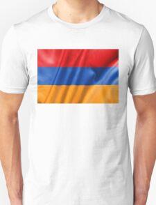 Armenia Flag Unisex T-Shirt