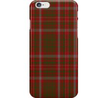 00080 Macintosh (Ancient) Clan Tartan  iPhone Case/Skin