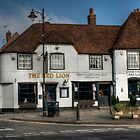 Red Lion Lenham by Dave Godden