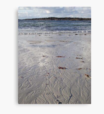 Sanna Bay, Ardnamurchan.  Canvas Print