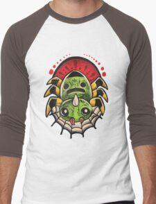 Spinarak Men's Baseball ¾ T-Shirt