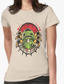 Spinarak Womens Fitted T-Shirt