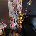 Easter Tree by Livvy Young