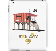 Tel Aviv Beach iPad Case/Skin