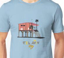 Tel Aviv Beach Unisex T-Shirt