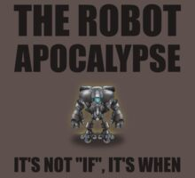 Robot Apocalypse Kids Clothes