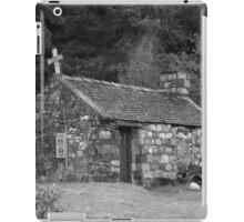 St Johns church, Glencoe iPad Case/Skin