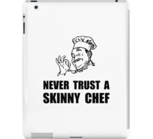 Skinny Chef iPad Case/Skin