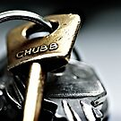 Key to your Chubb by Mike Butchart