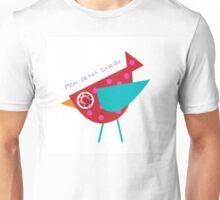 Mon Petit Oiseau 2 Unisex T-Shirt