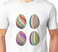Colorful Easter Eggs 2 Unisex T-Shirt