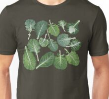 We're eating these wonderful collard greens... Unisex T-Shirt