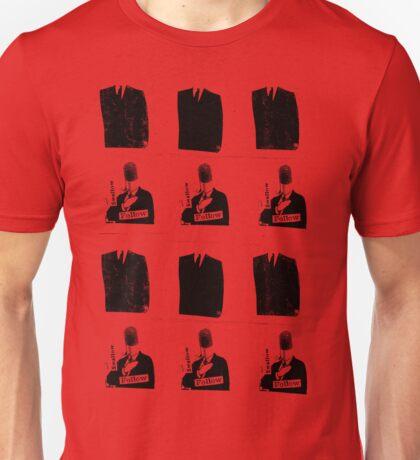 swallow follow Unisex T-Shirt