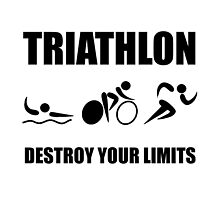 Triathlon Destroy by AmazingMart