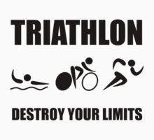 Triathlon Destroy Kids Clothes