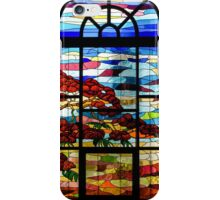 Another Tale of Windows and Magical Landscapes iPhone Case/Skin