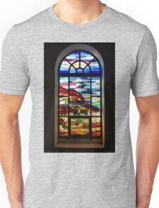 Another Tale of Windows and Magical Landscapes Unisex T-Shirt