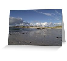 Sanna bay Greeting Card
